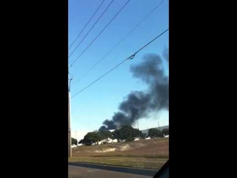 Ashland Inc fire