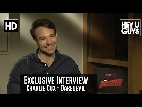 Charlie Cox Exclusive Interview - Daredevil (Civil War, Ben Affleck)