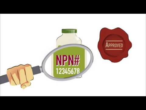 Decoding the Natural Product Number (NPN)