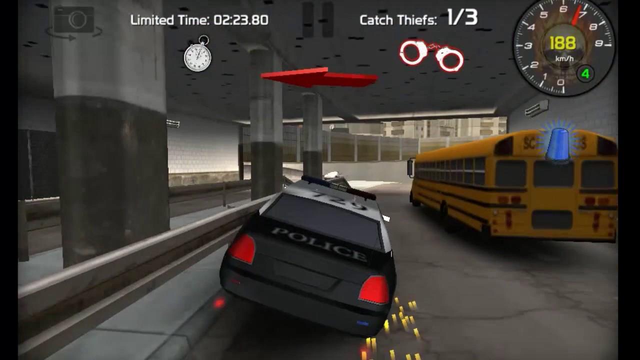jeux de police et voleur en voiture tr s amusant youtube. Black Bedroom Furniture Sets. Home Design Ideas
