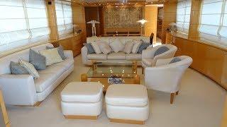 Sanlorenzo 100 Interior tour motor yacht for sale