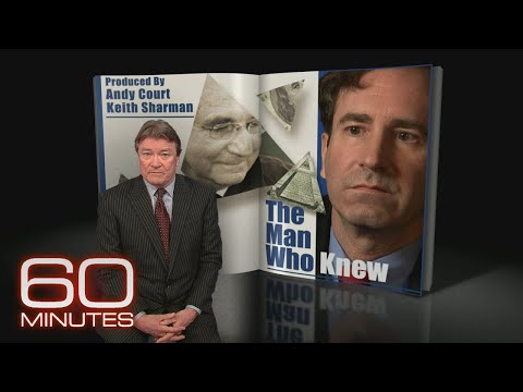60 Minutes Archive: The man who figured out Madoff's Ponzi scheme