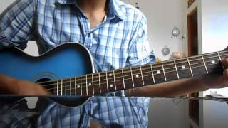 biển nổi nhớ và em - guitar cover