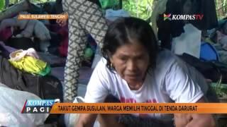 BMKG: Gempa Susulan Masih Terjadi di Palu