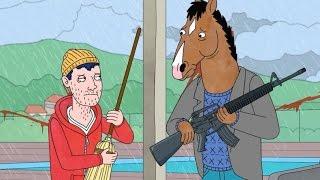Bojack Horseman bad trip