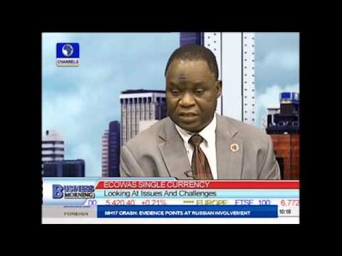 Business Morning: ECOWAS Single Currency, Issues And Challenges PT1