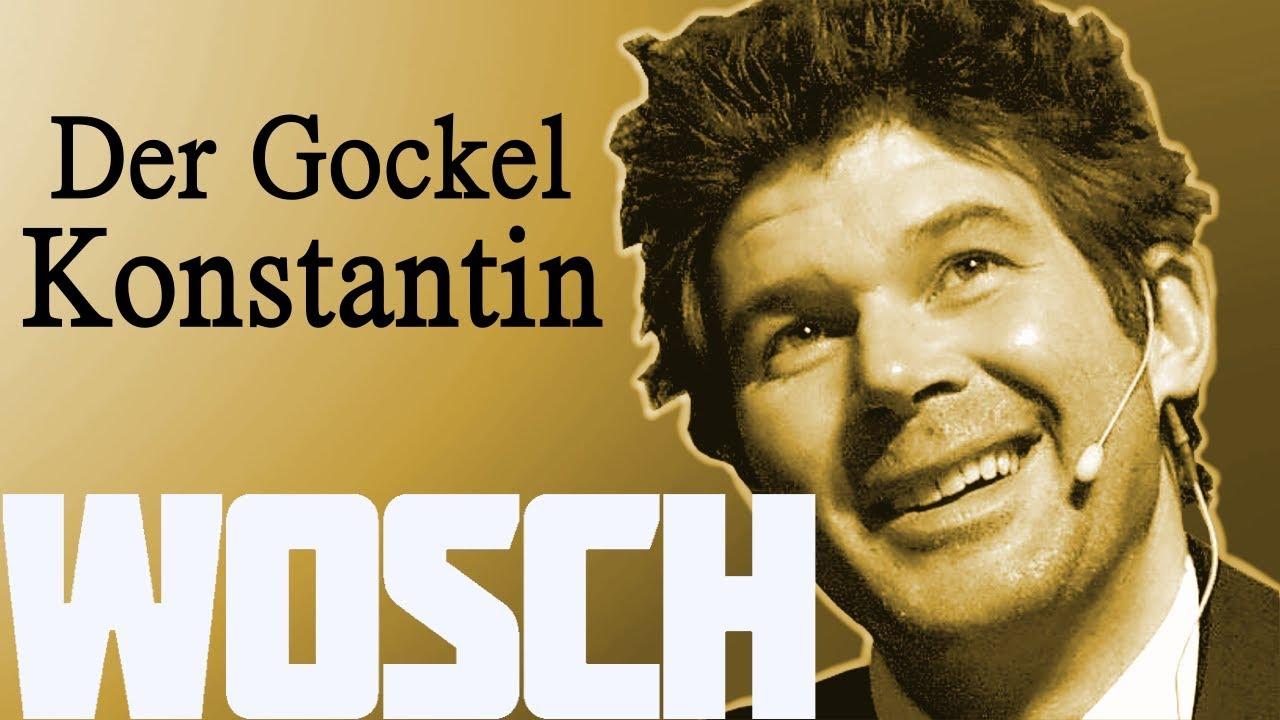 Der Gockel Konstantin