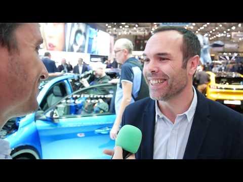 La Peugeot 208 électrique expliquée par Guillaume Clerc Chef produit