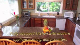 Hideaway Cove's Aloha 2 Bedroom 2 Bath Air Conditioned Vacation Rental Poipu Kauai