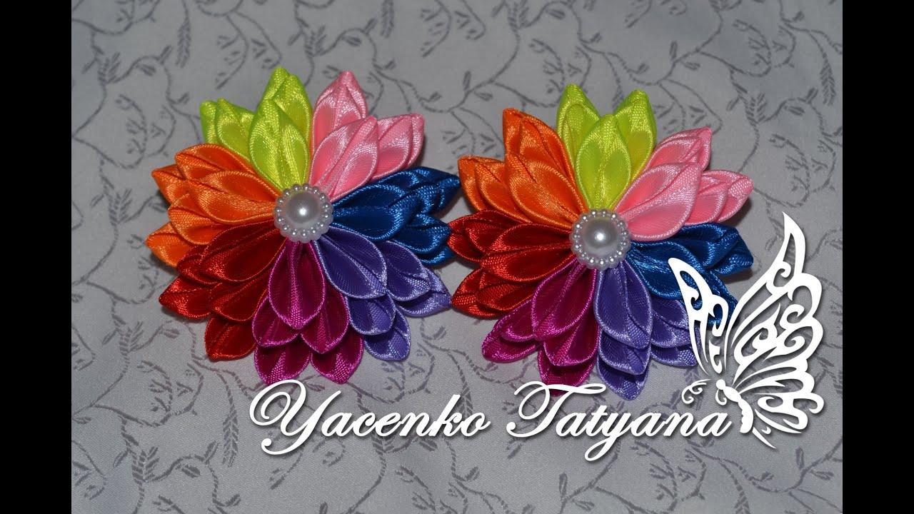 Юбка Туту с Лепестками Роз / Tutu Skirt with Beautiful Rose - DIY .