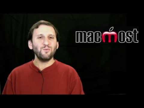 Do Macs Need Anti-Virus Software? (MacMost Now 357)
