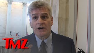Senator Bill Cassidy Says Jimmy Kimmel's Wrong About His New Health Care Bill | TMZ