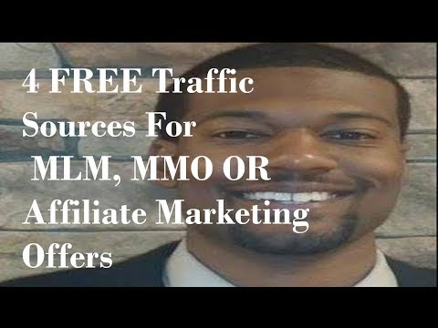 How To Get Free traffic For Your Affiliate Marketing, MMO or MLM Offers thumbnail