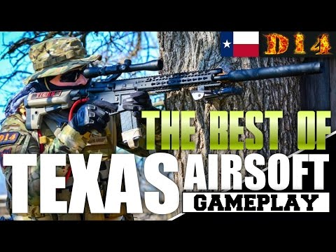 D14 Airsoft Field Overview & Conquest Gameplay - USAirsoft
