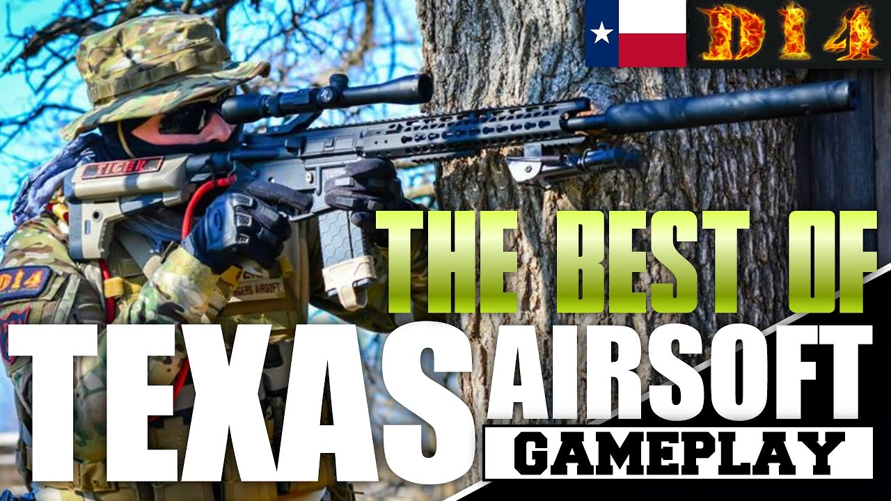Download D14 Airsoft Field Overview & Conquest Gameplay - USAirsoft