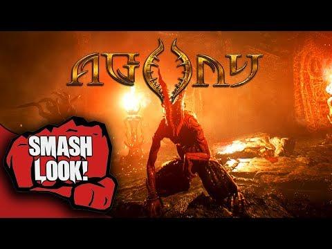 Agony Gameplay - Smash Look!