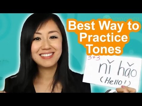 Learn Chinese Tone Pairs: How to Practice and Master Mandarin Tones