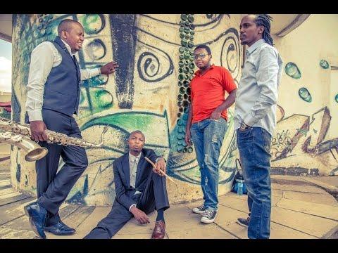 EDWARD PARSEEN & DIFFERENT FACES BAND (TIGA KUMUTE) - Safaricom Jazz Festival 2016