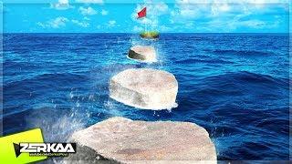 SKIPPING STONE MINIGOLF! (Golf It)