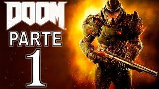 Doom (2016) | Campaña en Español | Parte 1 - Sin Comentarios [1080p 60FPS PC ULTRA]
