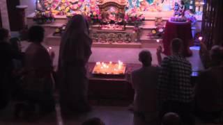 Greeting Deities - Govardhan Puja 2015 - 12.11.2015