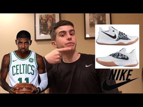 6da7160f4a40a0 NIKE KYRIE 4 LOW LEAKED!! REVIEW+DETAILS - YouTube
