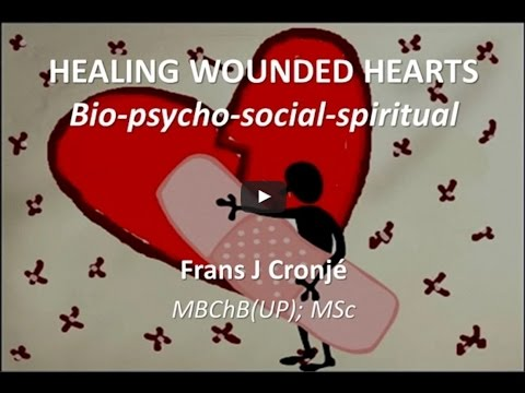 Bio-Psycho-Socio-Spirituality in Healthcare 2015 - By Dr Frans J. Cronje