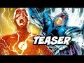 The Flash Season 5 Crossover Episode Plot Teaser and New Characters Breakdown