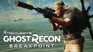 Ghost Recon Breakpoint PVP   Tac-50 Sniper Aces vs Stream Sniper