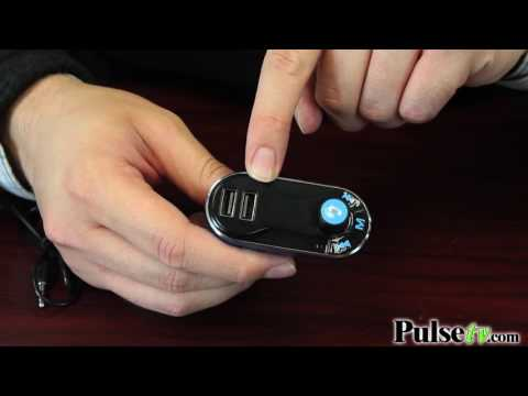 FM Bluetooth Transmitter for Wireless Music in The Car
