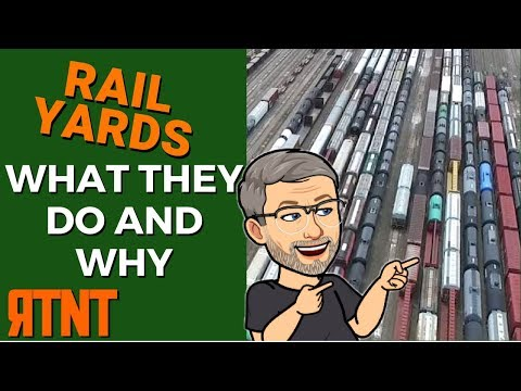 Model Railroad Yard Operations – What They Do And Why They Do It