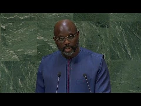 🇱🇷 Liberia - President Addresses General Debate, 73rd Session