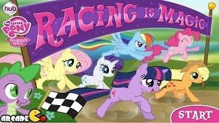 My Little Pony Magic Racing - My Little Pony