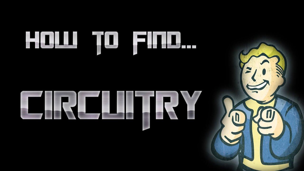 fallout 4 circuitry