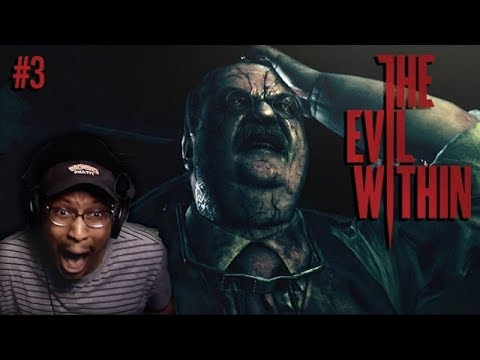 CASTILLO IS THE MOST TIRED MAN EVER. | The Evil Within #3