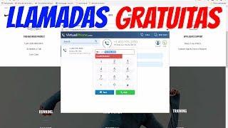 Consigue Número de teléfono AMERICANO  con 100 min de llamadas al mes GRATIS  explicado PASO A PASO