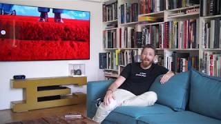 Samsung QLED TV - S Tomášem Třeštíkem