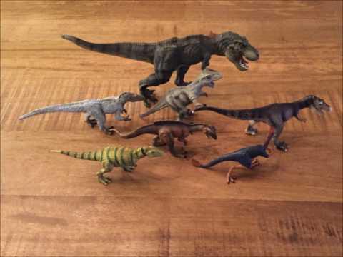 Dryptosaurus Death Match