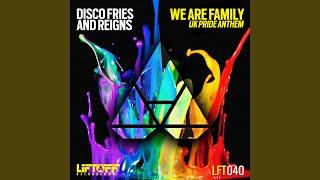 Смотреть клип We Are Family (Uk Pride Anthem)
