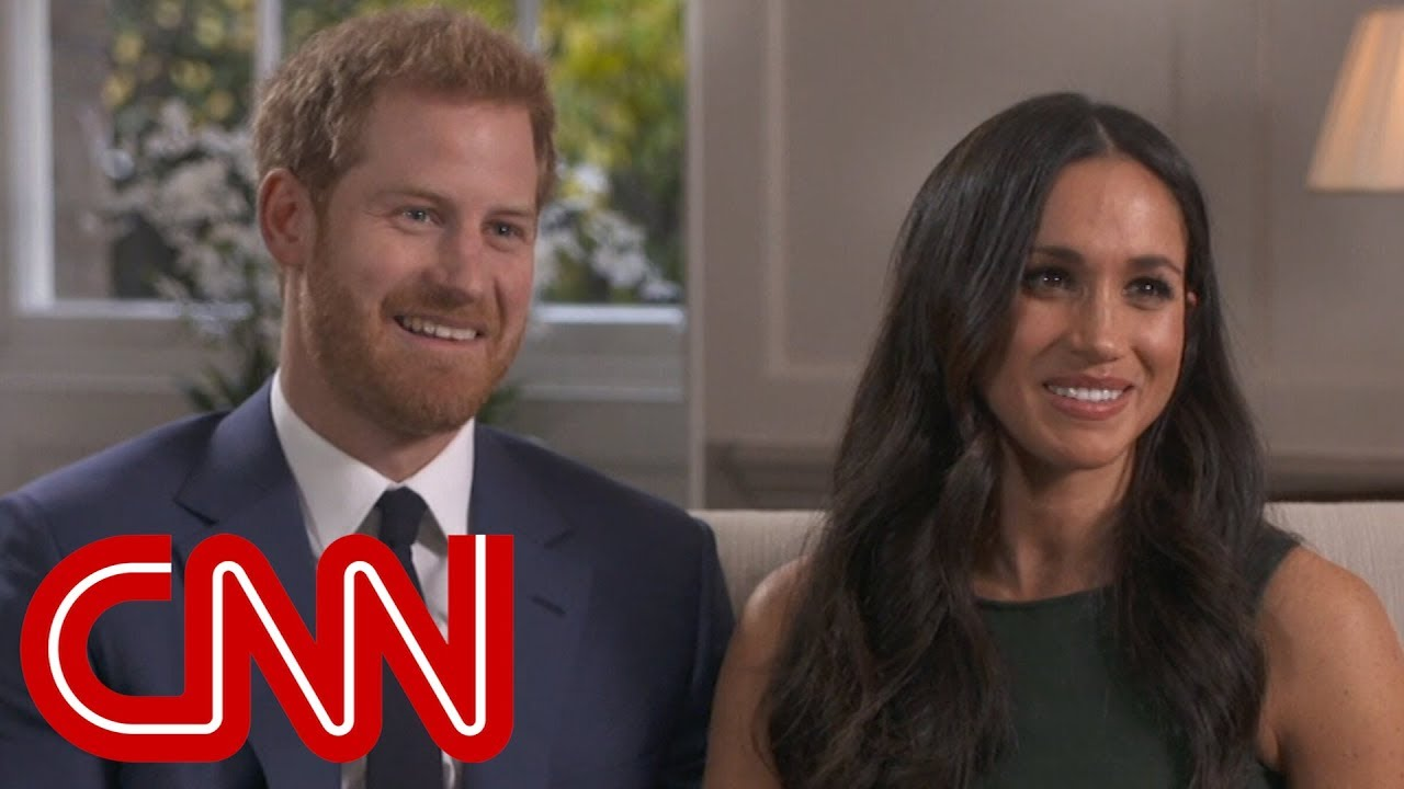 Prince Harry and Meghan Markle engagement interview