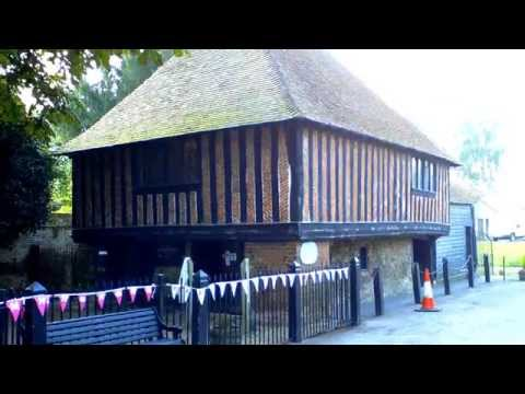 FORDWICH & TOWN HALL - The Ancient Port Of Canterbury