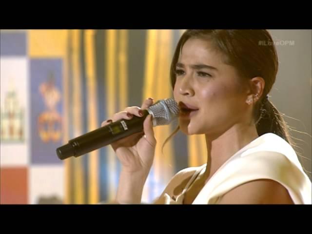 """I Love OPM: Anne Curtis sings """"Isang Tanong, Isang Sagot"""""""