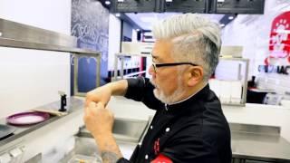 Как готовить роллы и суши. Видео урок №2