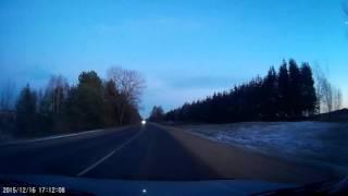 Занятие 4.1 Динамика движения автомобиля. Проезд перекрестков с круговым движением