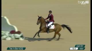 التمايز يحرم الفارس علي آل ثاني من ميدالية أولمبية