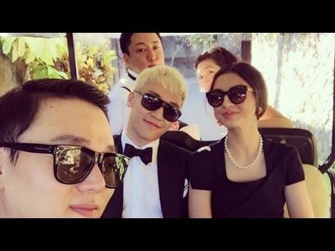 """Seungri """"Bigbang""""and Indonesian Actress Raline Shah Dating in Bali"""
