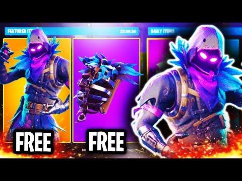 HOW TO GET NEW RAVEN SKIN FREE In FORTNITE! - Fortnite Battle Royale New Legendary Skin