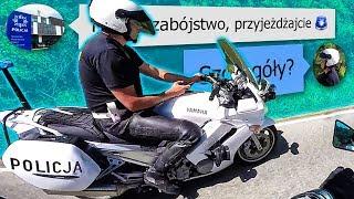 Policyjne Esemeski, Bus Poczty Polskiej i Piękny Skłon | Szorty Luczyna #15