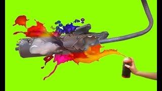 Покраска глушителя балончиком(Покраска глушителя своими руками. Как, чем и для чего красить. Кто хочет безвозмездно помочь развитию канал..., 2015-07-08T21:50:12.000Z)