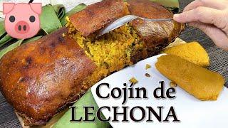 como hacer el más RICO cojín de LECHONA para esta temporada al mejor estilo de rosita cocina